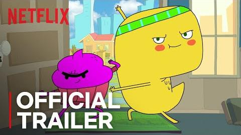 Cupcake & Dino General Services Official Trailer HD Netflix