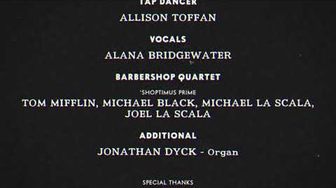 Cuphead - Credits