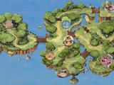 Чернильный остров один