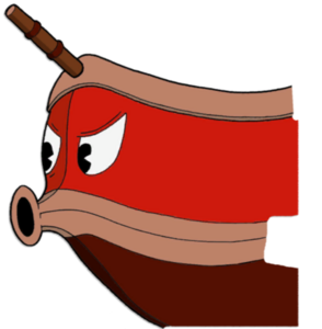 Captain Brineybeard | Cuphead Wiki | FANDOM powered by Wikia