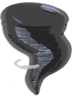Hilda berg tornado