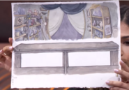 E3 Coliseum Cuphead Workshop Porkrind Emporium Painting