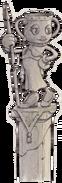 Statue chalice