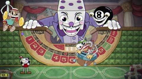 Cuphead- Dice Regular Mode