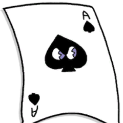 <i>All Bets Are Off</i> (Spades Card)