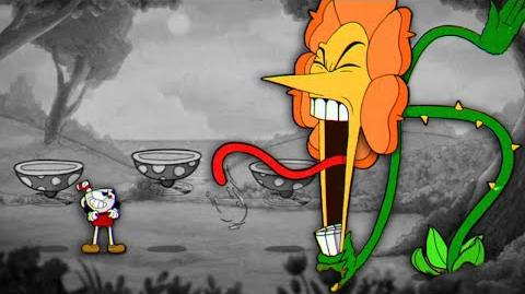 Cuphead - Floral Fury (Expert Mode, S-Rank)