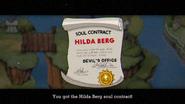 Hilda Berg Contract