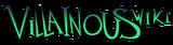 Villainous wordmark