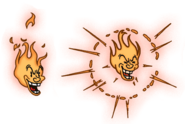 Pyro head sprite