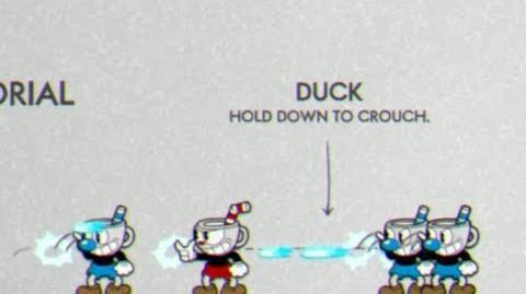 Cuphead - 4 players glitch