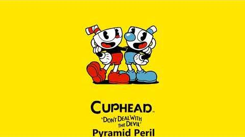 Cuphead OST - Pyramid Peril -Music-