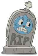 Goopy grave moving