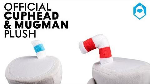 Cuphead and Mugman Plush Set!