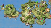 First Inkwell Island Map Vova 24.11.2019