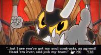 Devil offer
