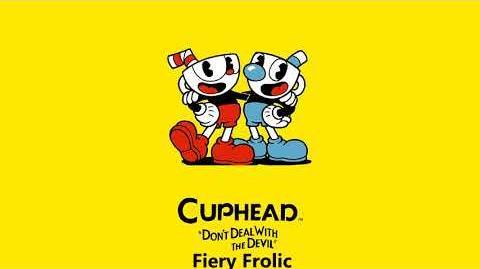 Cuphead OST - Fiery Frolic Music