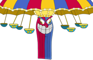Beppi The Clown Phase 4 Sprite