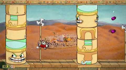 Genie pillar shot