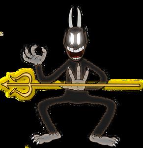 Devil Trident