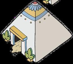 Nível pirâmide