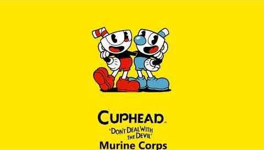 Cuphead OST - Murine Corps -Music-