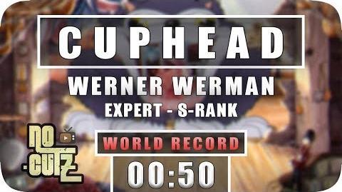 Cuphead - Werner Werman (0-Murine Corps Expert