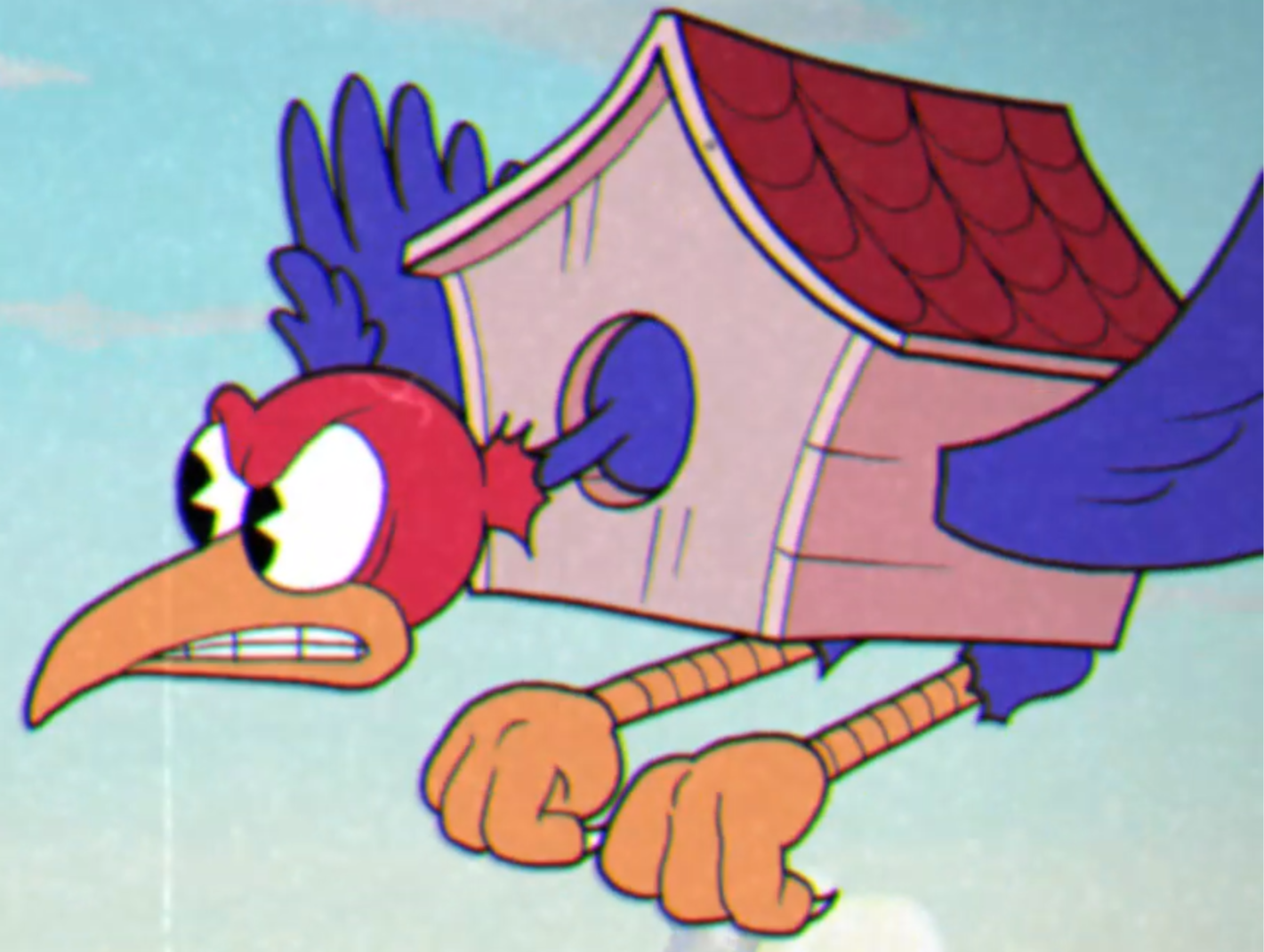Wally warbles cuphead wiki fandom powered by wikia wally warbles altavistaventures Choice Image