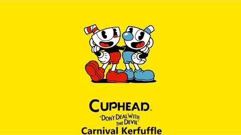 Cuphead OST - Carnival Kerfuffle -Music-