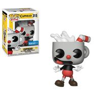Spilling Cuphead Walmart Exclusive POP