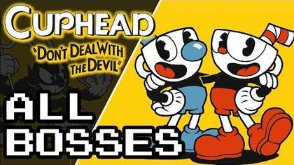 Footage of all Cuphead bosses