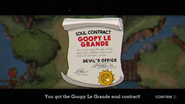 Goopy Le Grande soul contract