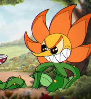 Cagney carnation 2