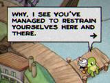 Черепаха-пацифист