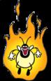 Firefly croaks