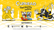 Cuphead cover sept