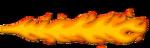 GrimBlowtorchFire