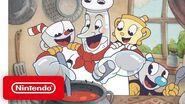 Cuphead DLCティーザートレーラー - Nintendo Switchに2020年登場