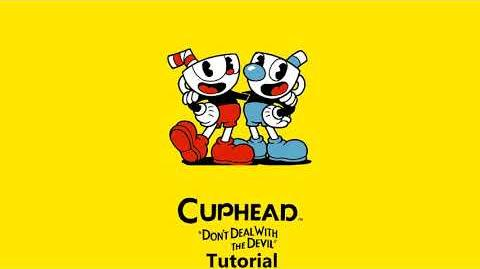 Cuphead OST - Tutorial -Music-
