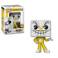 8. King Dice Yellow Chase POP