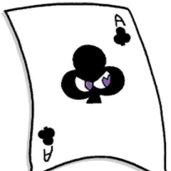 <i>All Bets Are Off</i> (Clubs Card)