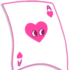 <i>All Bets Are Off</i> (Hearts Card)