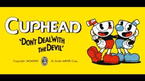 Cuphead OST - Junkyard Jive Full -Beta Music-