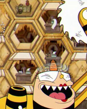 Honeycomb Herald Cuphead Wiki Fandom
