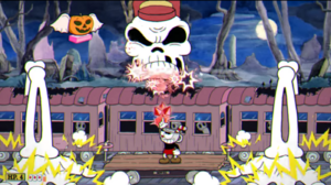 Phantom Express | Cuphead Wiki | FANDOM powered by Wikia