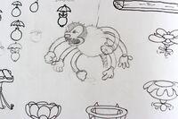 215193 LGB3cQelw0 cuphead spider sketch