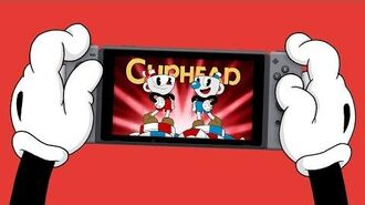 CUPHEAD Nintendo Switch Launch Trailer