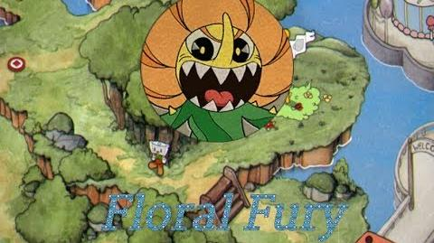 """Cuphead Boss Fights- """"Floral Fury"""""""