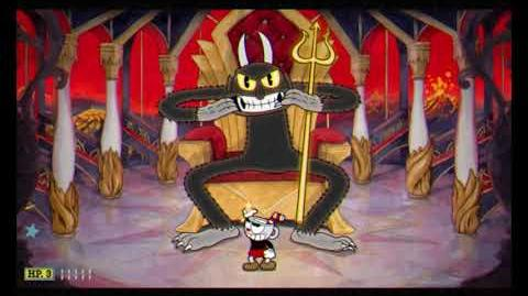Cuphead - Beating the Devil w o leaving phase one