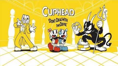 Cuphead - Botanic Panic - Music