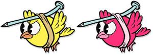 Nailbirds